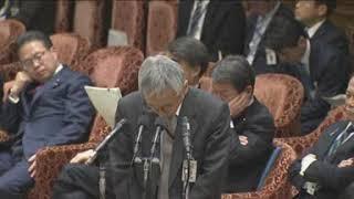 中江元哉・前総理秘書官「財務大臣に指示したことはありません」2/15衆院・予算委