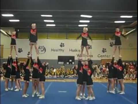 Best Middle School Teamdeeringcheerleaders 2009 2010 TEAM