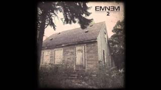Repeat youtube video Eminem - Evil Twin Lyrics
