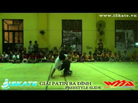 iSkate Club Patin Ba Đình Mở Rộng 2011