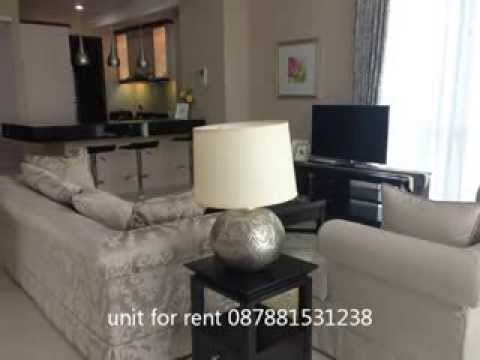 Kemang village rent residences apartment 2 bedrooms ...