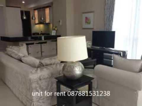 Kemang village rent residences apartment 2 bedrooms ...
