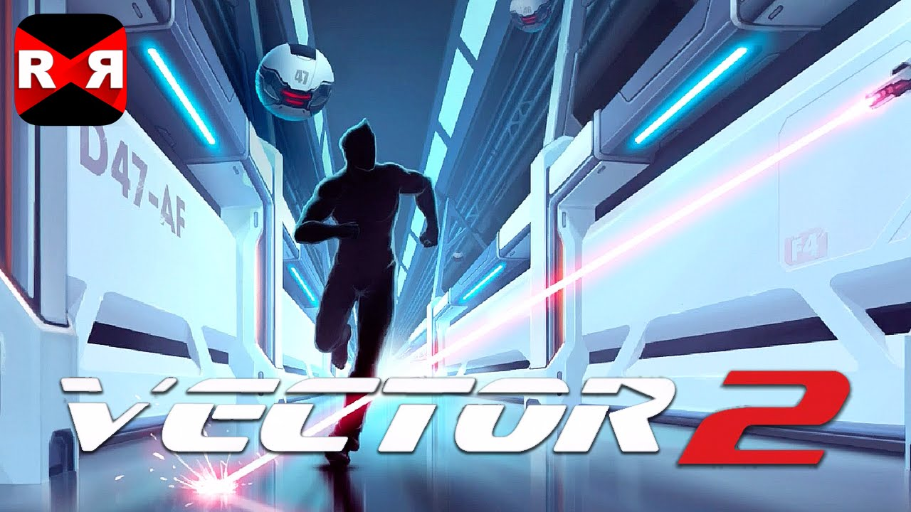 Vector 2 (By Nekki Games) - iOS / Android - Gameplay Video
