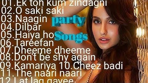 hindi party songs 2019 bollywood new hindi party songs audio jukebox 2019