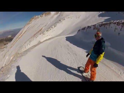 Davraz Kayak Merkezi süper 360 video 2014