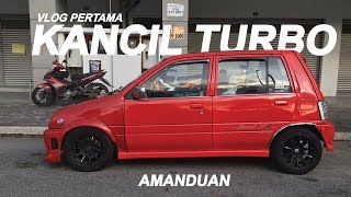 My very first vlog (perodua kancil/daihatsu mira)