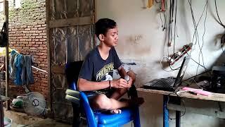 "Iqbal Parepare Nyanyi Lagu Daerah Makassar  "" Tangring Salasa """