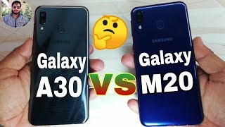 Samsung Galaxy A30 vs Galaxy M20 Speed Test?