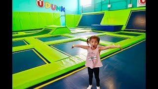 Trampoline Park Fun!