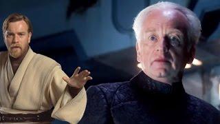 YTP: Star wars - Obi wan senses the stop button (Reaction Video)