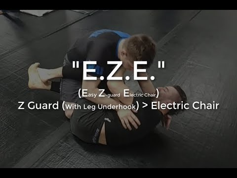 Lockdown 101 - EZE - Electric Chair from Z Guard - 10th Planet