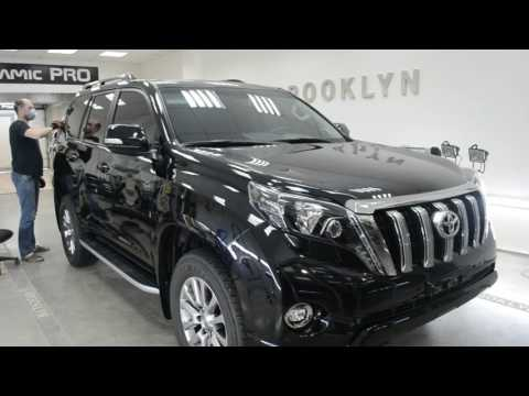Toyota Prado Style Black. Комплексный детейлинг