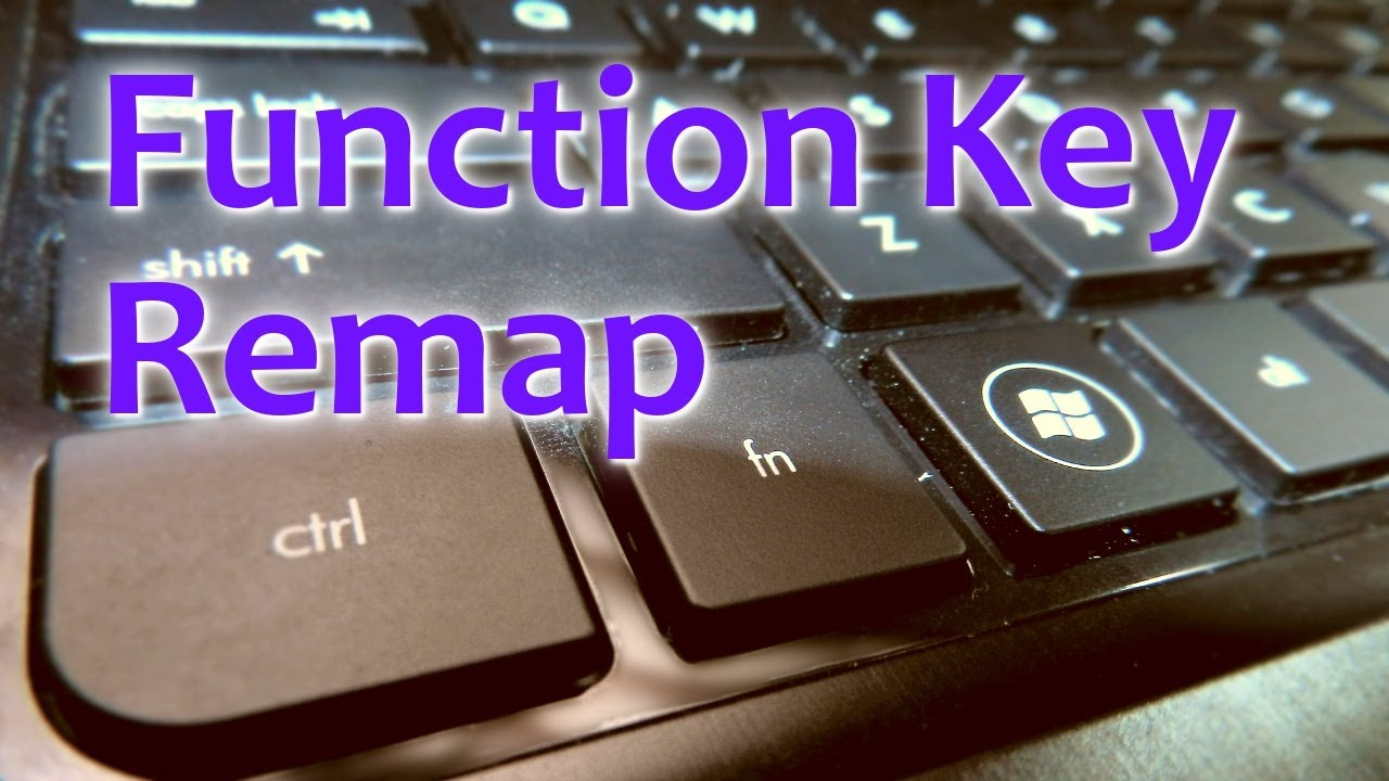 HP Notebooks: Get your function keys back!