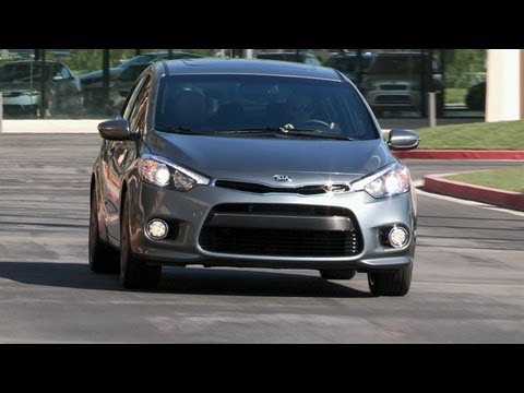 2014 KIA Forte 5 Door Revealed Inside U0026 Out