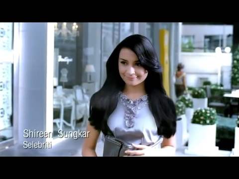 Iklan Emeron Black Shine - Shireen Sungkar