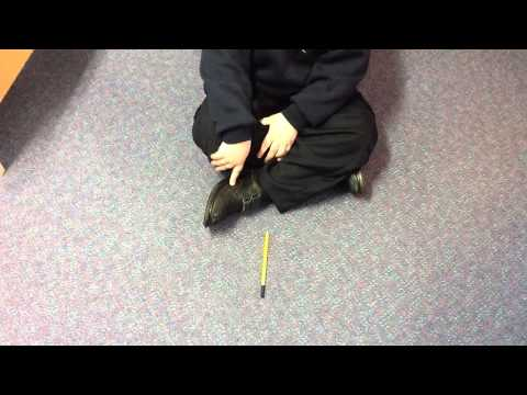 Vaughan's pencil grip song