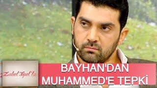 Zuhal Topal'la 57. Bölüm (HD) | Bayhan - Hanife Arasında Derya ve Muhammed Krizi
