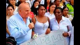 Alcalde responde a polémica por Ley Seca en Día de la Madre| Noticias Caracol