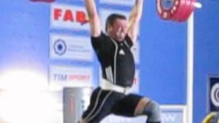 Ч Е ветераны 2012 тяжелая атлетика мировой рекорд(Ленкорань 2012 Чемпионат европы., 2012-06-12T16:51:09.000Z)