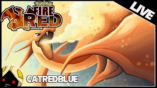 live de pokemon fire red a jornada do red part 2  continuando a jornada pokemon