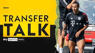 Thiago Alcantara arrives at Melwood ahead of his move to Liverpool 👀 | Transfer Talk