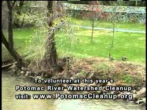 2007 Potomac River Watershed Cleanup Ad