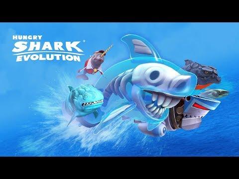 play Hungry Shark Evolution on pc & mac