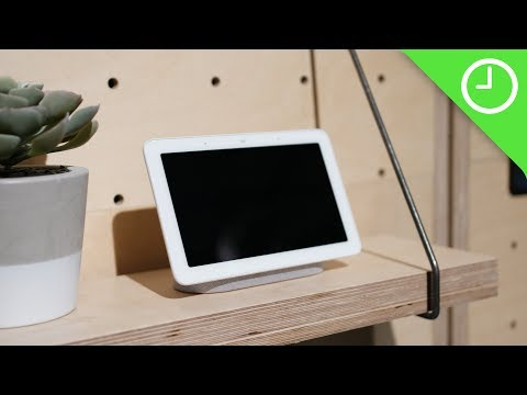Hands on: Google Home Hub adds a display, naturally