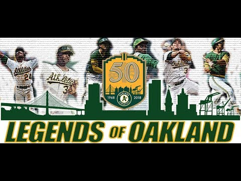 Oakland Athletics 50th Anniversary Video Montage (v1Draft)