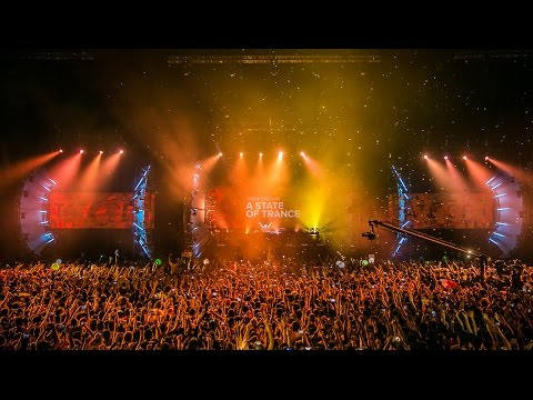 Andrew Rayel - Live @ A State Of Trance Festival, Mexico City (10-10-2015)
