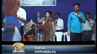 P S  Rambabu (Evangelist Rambabu) Kolhapur Day 4 Morning 14.10.2012