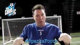 SparksFooty - Celeb FC Goalie -  Rob Lamarr
