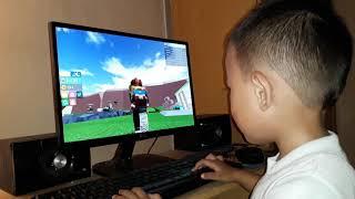 Alvin gedawang maun game online ROBLOX