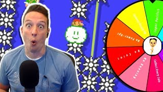 Combining ALL The Mario Maker Challenges Into One MASSIVE NEW CHALLENGE!!