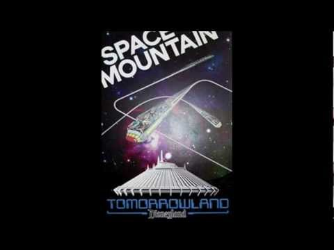 Space Mountain Disneyland Original Soundtrack Audio and Music