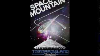 Space Mountain Disneyland Original Soundtrack Audio and Music