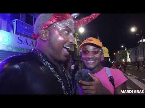 """My shatta carnival """" Carnaval de la Martinique 2018"""""""