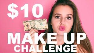 $10 MAKE UP CHALLENGE