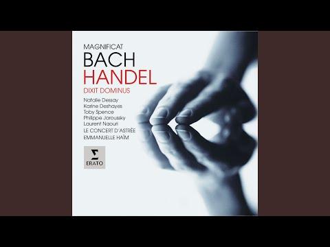 Magnificat In D Major, BWV 243: X. Suscepit Israel