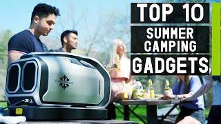 Top 10 Best Summer Camping & Outdoor Gear