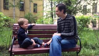 Русский жестовый язык: дядя и его племянник