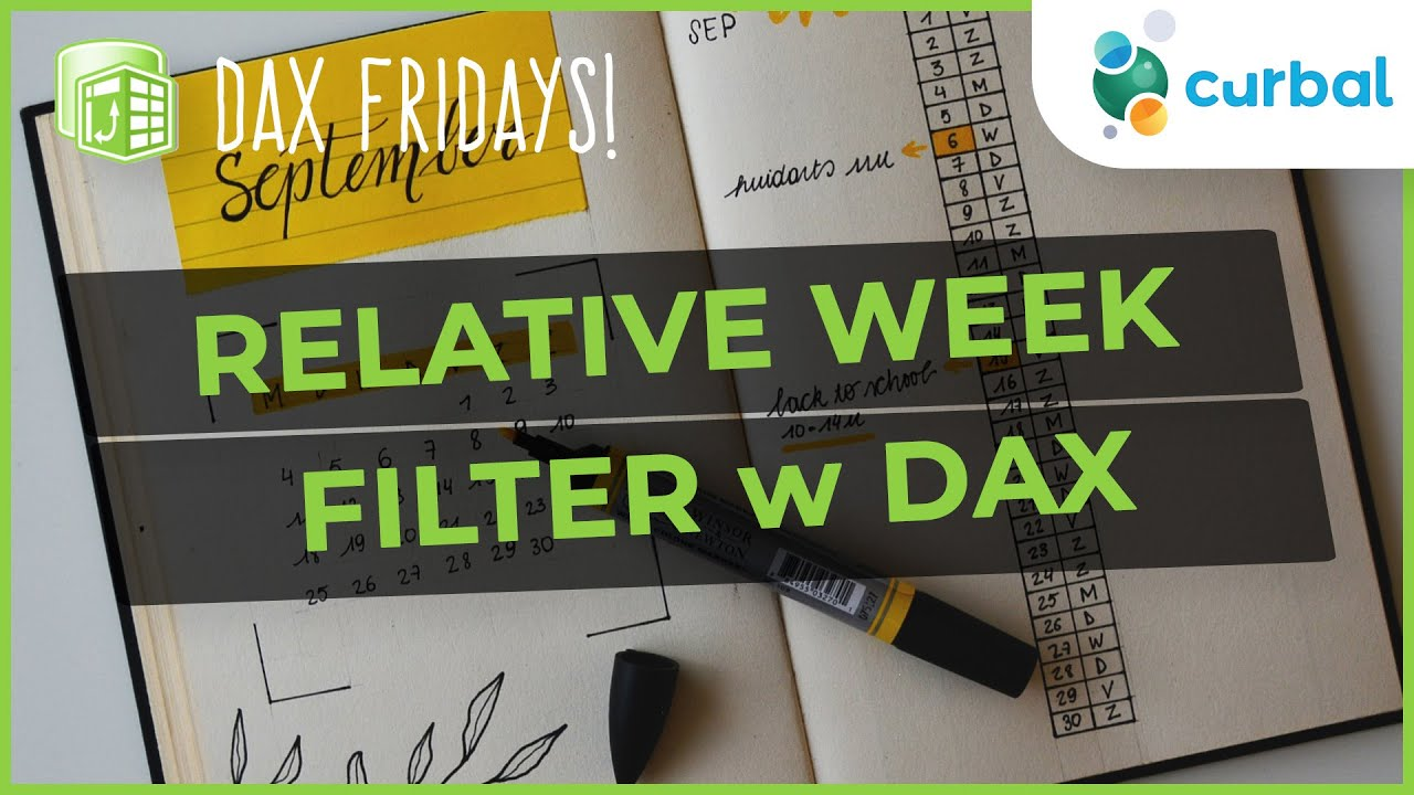 DAX Fridays! #131: Create a custom relative date filter in Power BI