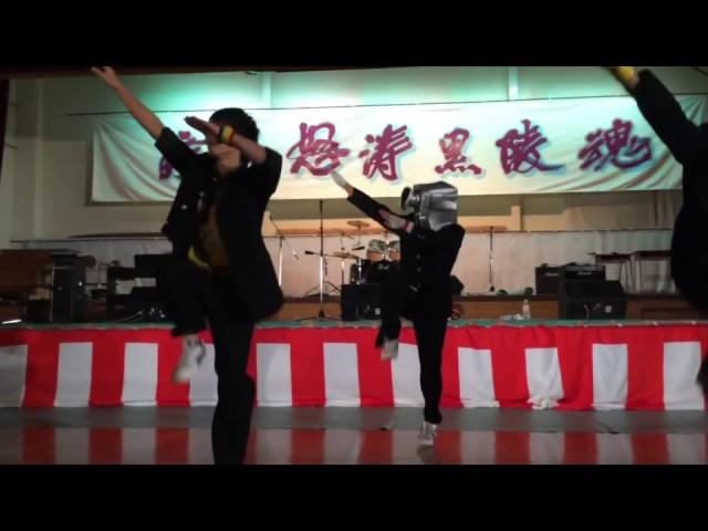 【神ダンス】かっこよすぎる高校生のキレのある動きがヤバすぎる!これが真似できたらマジでEXILE入れるレベル!!