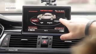 Audi RS7 Sportback 2014 V8 560 л с Большой тест драйв Big Test Drive