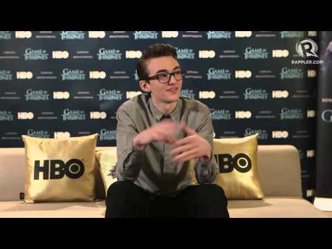 Q&A: Isaac Hempstead Wright shares 'Game of Thrones' fun facts