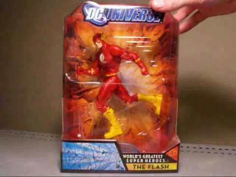 DC Universe: The Flash