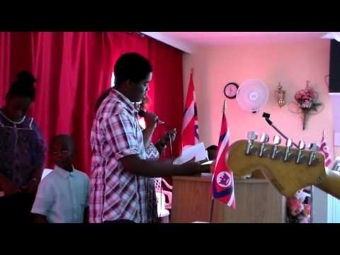HDV 0251- Youth Service  Whitby North Caicos COGOP  21.2.2016