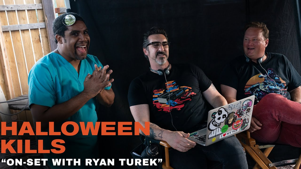 Movies: 'Halloween Kills' in theaters and on Peacock