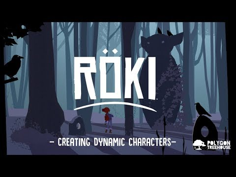 Röki Talk - Creating Dynamic Characters with Secondary Motion