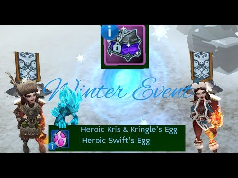 Arcane Legends | Winter Event  [How To Earn GOLD]